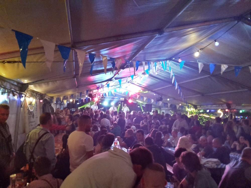 Oktoberfest mit Partynarren.de